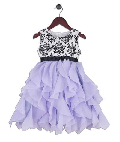Kimberlee Peers-Moore Designer - Riley Lilac, dress designed by Kimberlee Peers-Moore Spring 2017