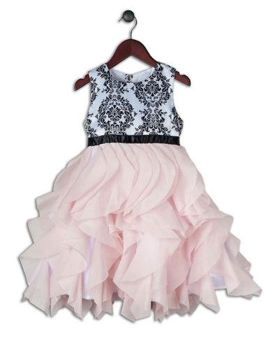 Kimberlee Peers-Moore Designer - Riley Blush Pink, dress designed by Kimberlee Peers-Moore Spring 2017