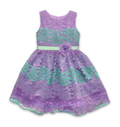 Kimberlee Peers-Moore Designer - Tamera Lilac. Lace dress designed by Kimberlee Peers Moore. For Spring 2017