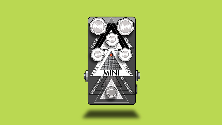 Billy Morehouse - Video/Motion Graphics / Audio and Music / Design / Illustration / Art - Pedal Illustration for a motion graphics project. 2017.