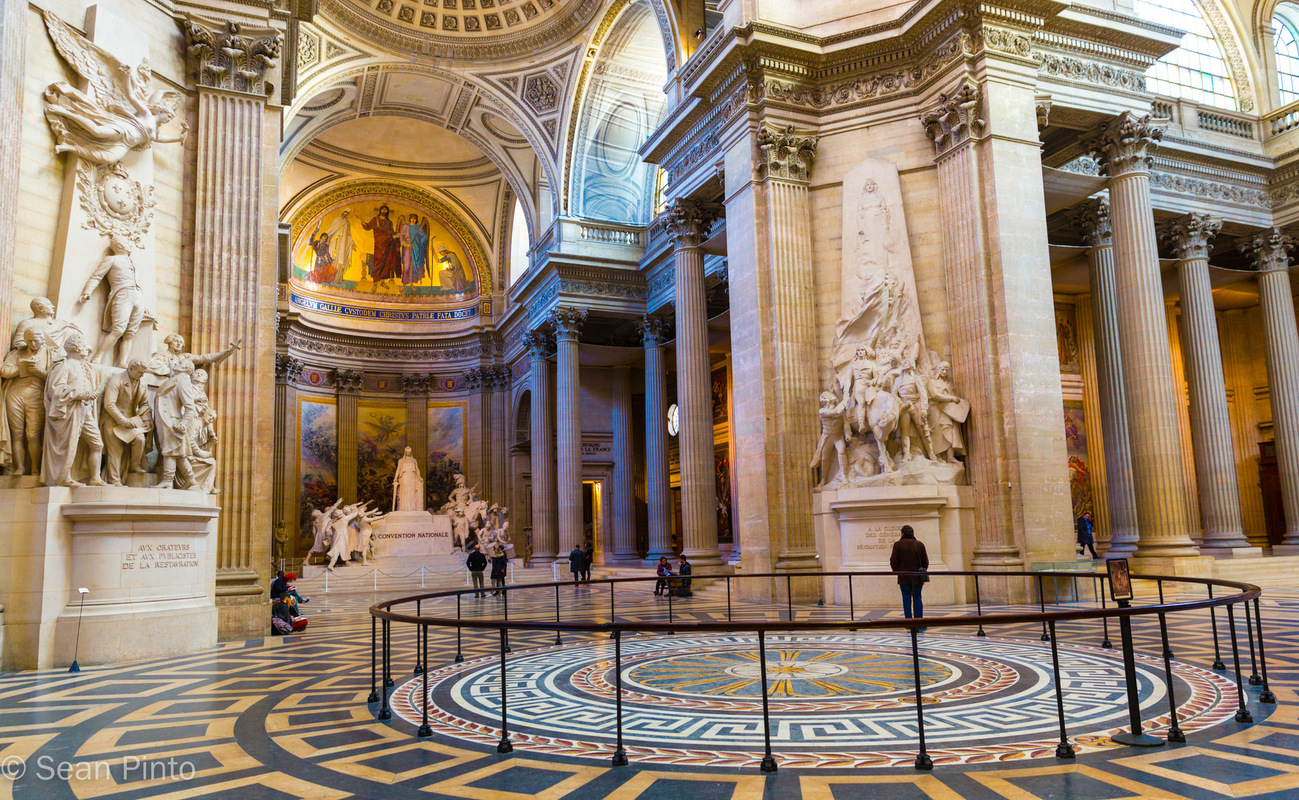 Sean Pinto photoGRAPHY - Interior of the Pantheon