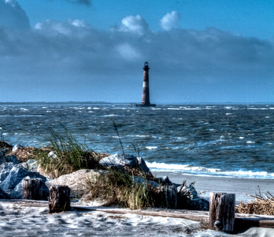 Sean Pinto photoGRAPHY - Lighthouse at Charleston