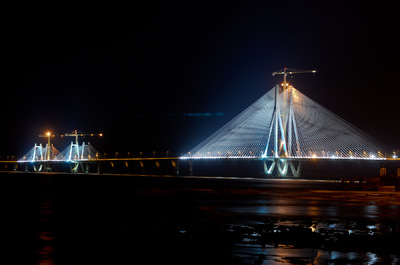 Sean Pinto photoGRAPHY - Mumbai Worli Sealink. Mumbai, India