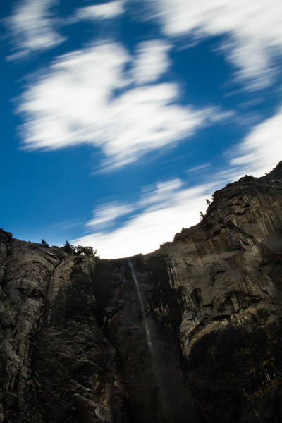 Sean Pinto photoGRAPHY - Bridalveil Falls, Yosemite NP