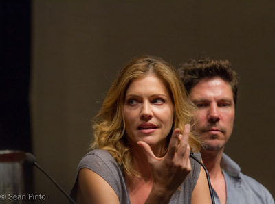 Sean Pinto photoGRAPHY - Tricia Helfer at the BG Panel
