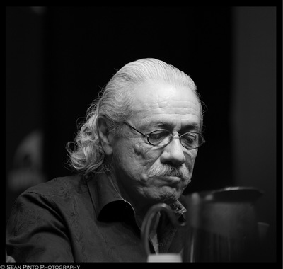 Sean Pinto photoGRAPHY - Edward James Olmos at the BG Panel