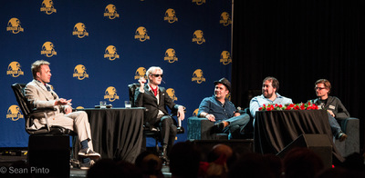 Sean Pinto photoGRAPHY - The Venture Bros panel