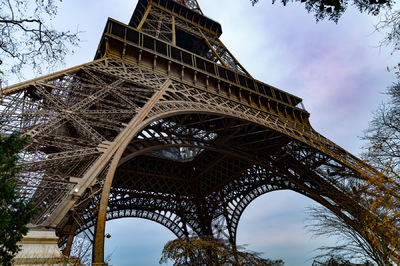 Sean Pinto photoGRAPHY - Eiffel Tower