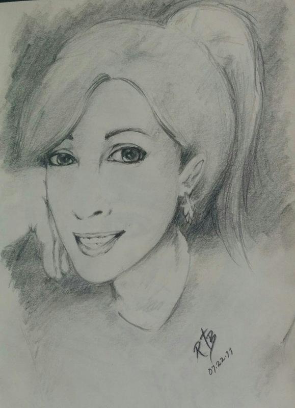 Rachael Birky - portrait