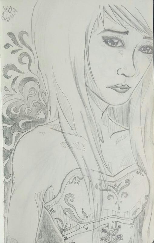 Rachael Birky - my style
