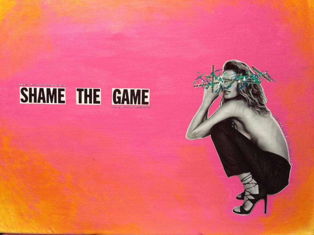 Lybra Ray - Shame the Game