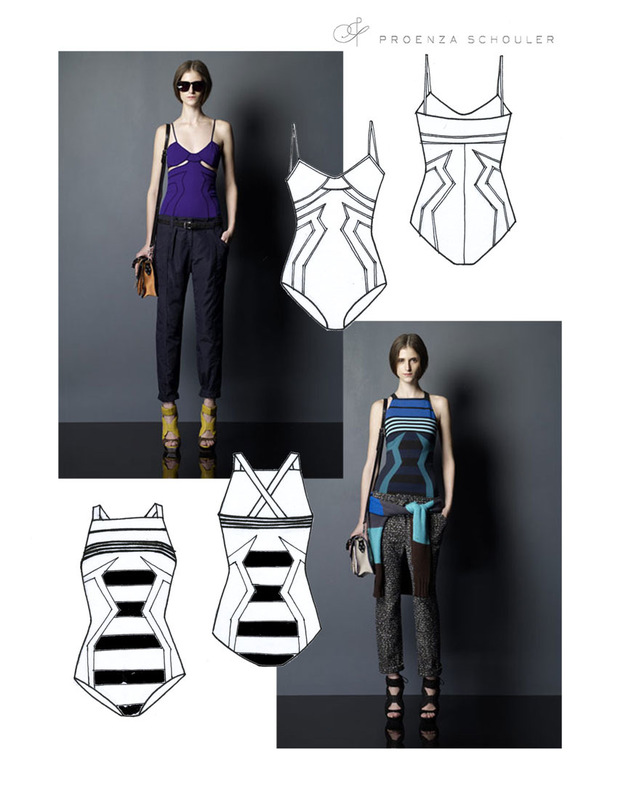 fashion designer & illustrator -