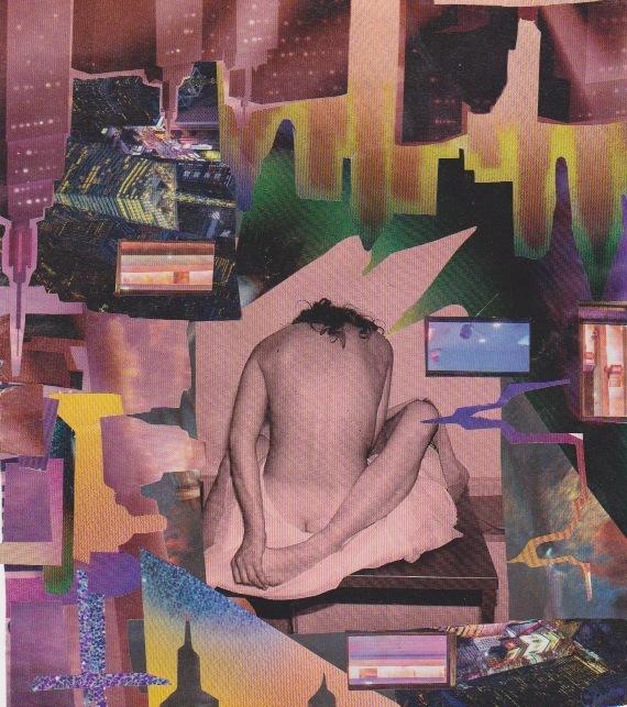 collage deluge - Home, Sick Home, 2013