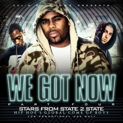 spazoutmusic - Crooked I Banger On My Lap - DJ Rhudes We Got Now Pt 4: Stars From State To State (XXL Magazine)