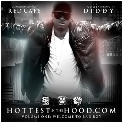 spazoutmusic - Red Cafe The General ft. Maino - Hottest In The Hood