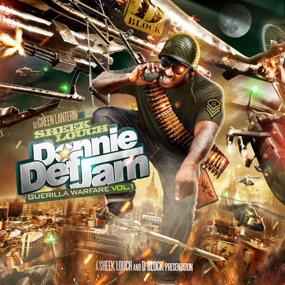 spazoutmusic - Sheek Louch Ringtone, All I Need ft. Mike Smith - Donnie Def Jam: Guerilla Warfare