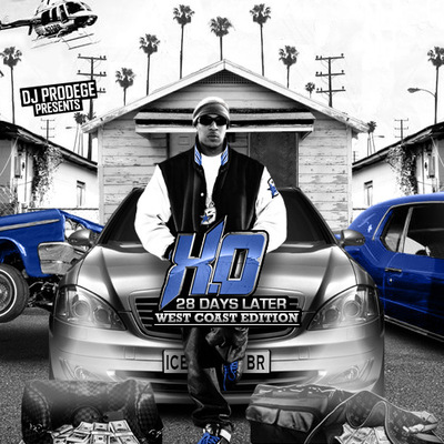 spazoutmusic - X.O. (Black Wall Street) The Whoryde ft MC Eiht & D.V., Patron Poppin ft Mike Ant - 28 Days Later