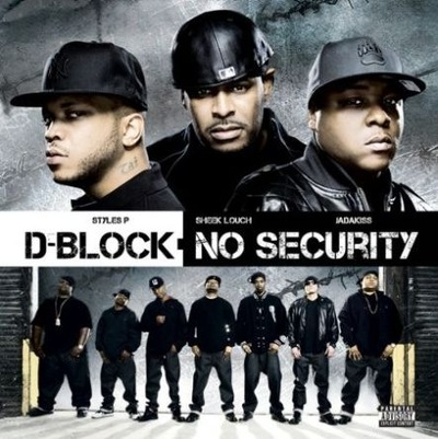 spazoutmusic - D-Block Hustlers Prayer ft. Styles P., Bully, Straw & Mike Smith - No Security