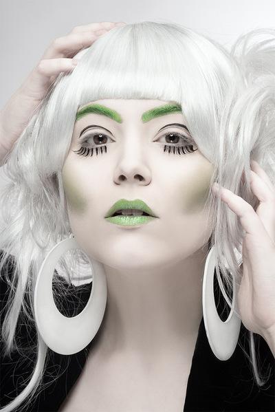 Kyla Galen Allegra - Modeling