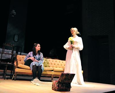 Kyla Galen Allegra - Theatre
