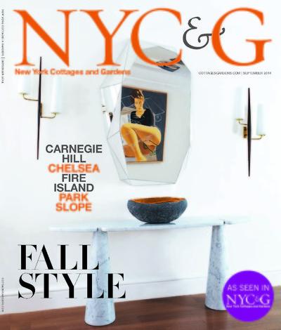 Tori Golub Interior Design - NYC&G 2014