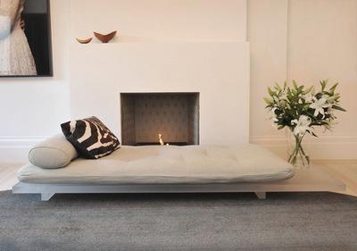 Tori Golub Interior Design - VAPOR DAYBED
