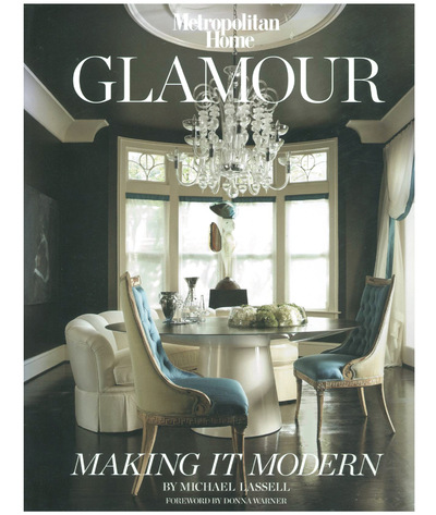 Tori Golub Interior Design - Glamour Book December 2009