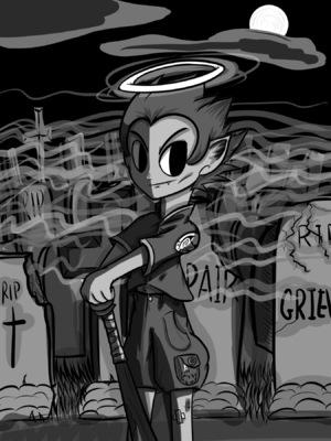 Jason Rodways Portfolio - Spooky