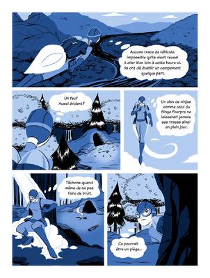 Jipi Perreault - La Rose du Ciel: La Terreur du Miroir!, Revue Plances #2 (2015)