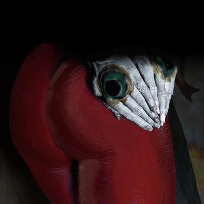 RADU JUSTER VISUAL ARTIST - The look of the impertinent fish