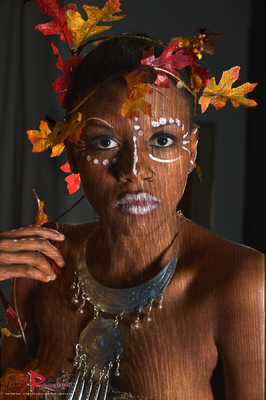 RADU JUSTER VISUAL ARTIST - Wood woman