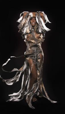 RADU JUSTER VISUAL ARTIST - Goddess Meda