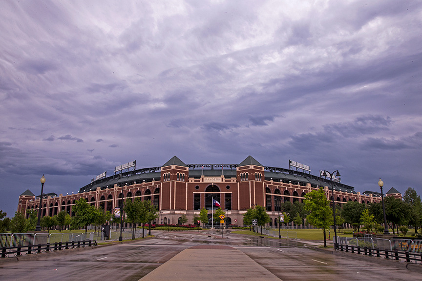 Kelly Gavin Photography - Globe Life Park in Arlington