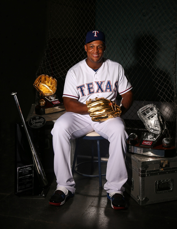 Kelly Gavin Photography - Adrian Beltre