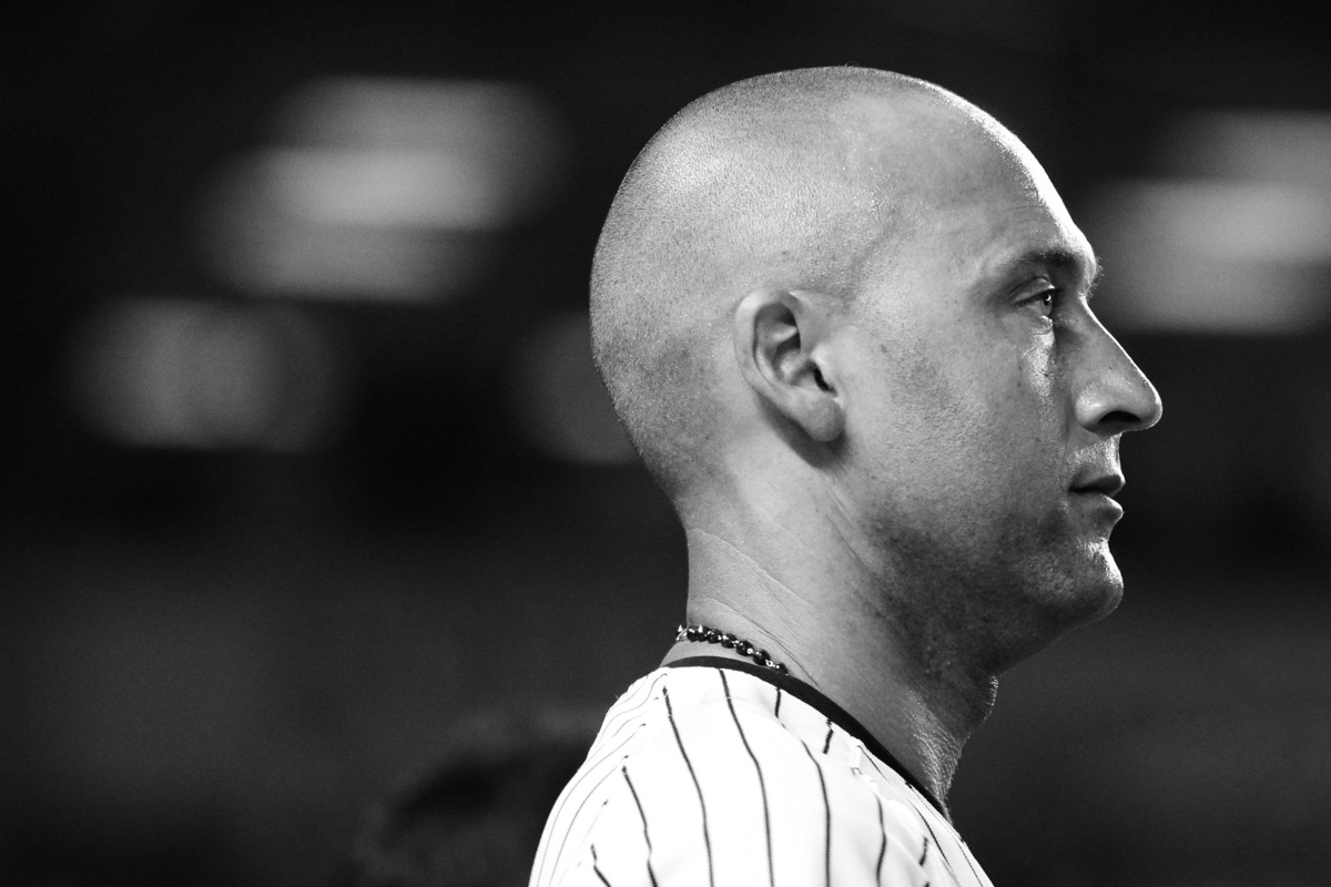 Kelly Gavin Photography - Derek Jeter