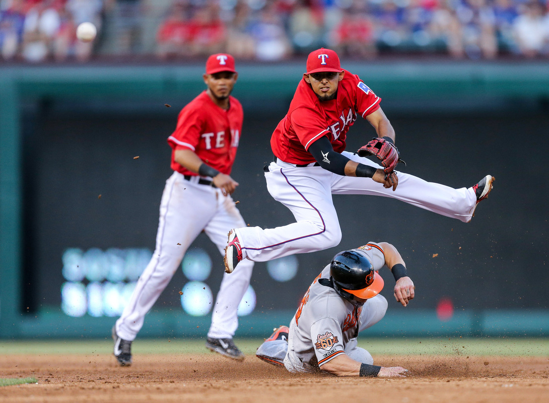 Kelly Gavin Photography - Rougned Odor