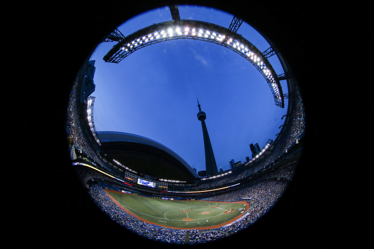 Kelly Gavin Photography - Rogers Centre