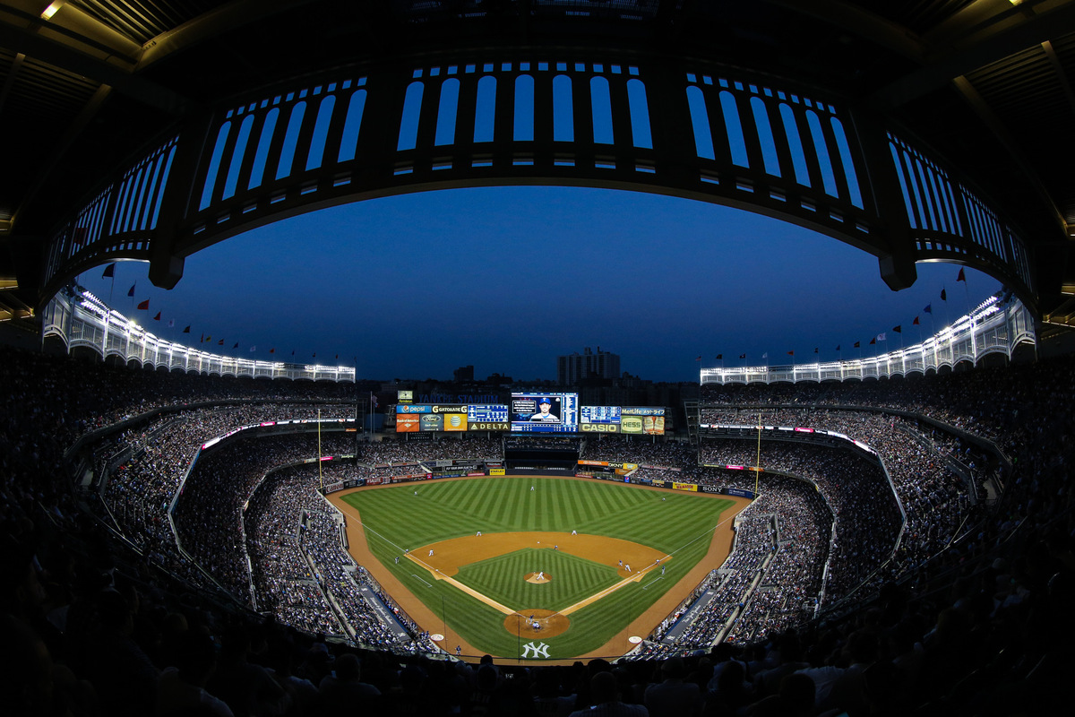 Kelly Gavin Photography - Yankee Stadium