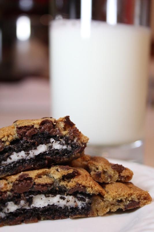 Barrie Schneiderman - Homemade Slutty Chocolate Chip Cookies