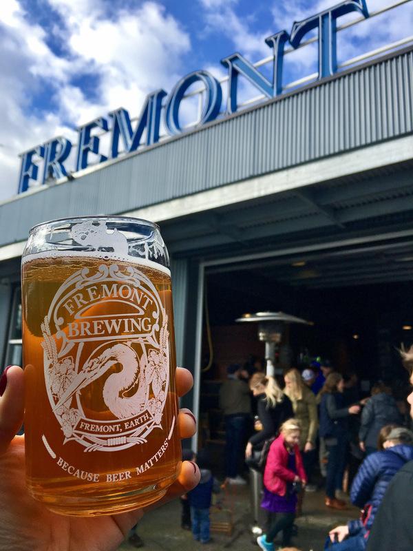Barrie Schneiderman - Universale Pale, Fremont Brewery, Seattle, WA