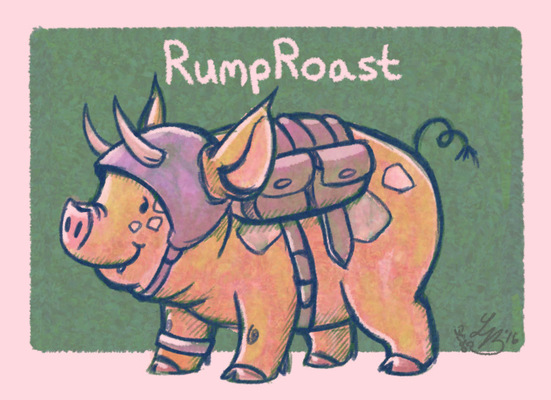 An Assortment of Daydreams - Rump Roast