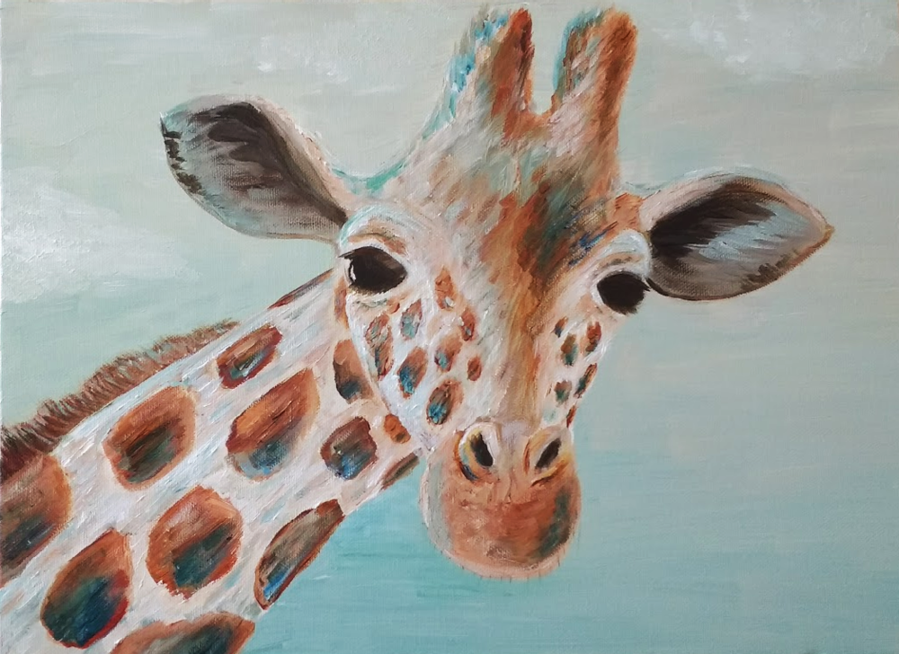 An Assortment of Daydreams - Touch of Blue Giraffe