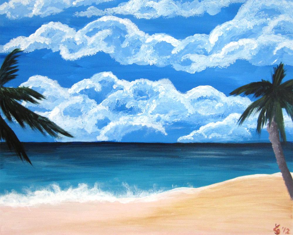 An Assortment of Daydreams - Beach Breeze