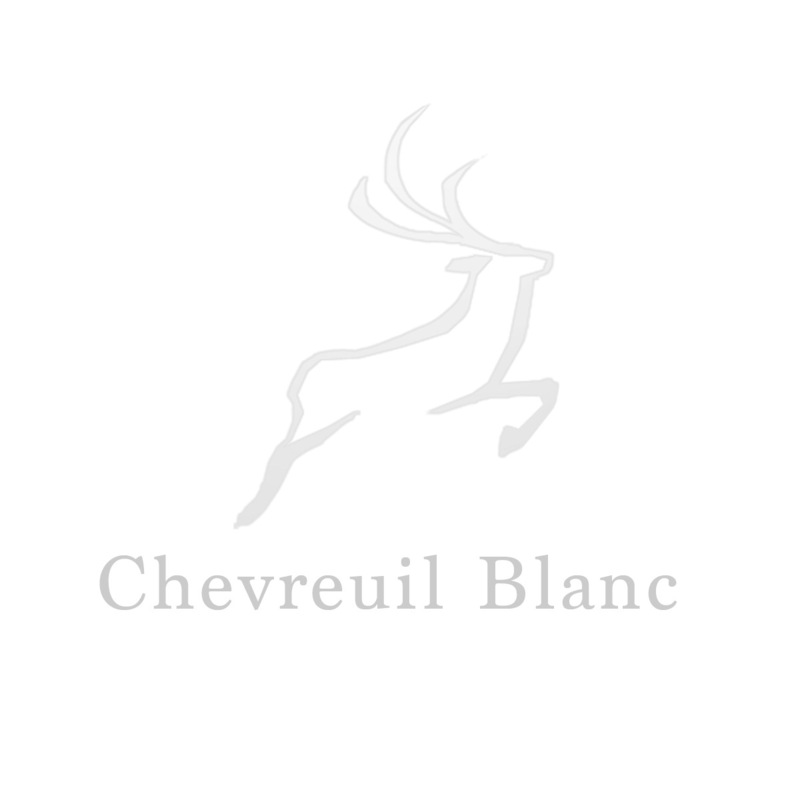 Paul Louise-Julie Portfolio - Chevreuil Blanc Logo