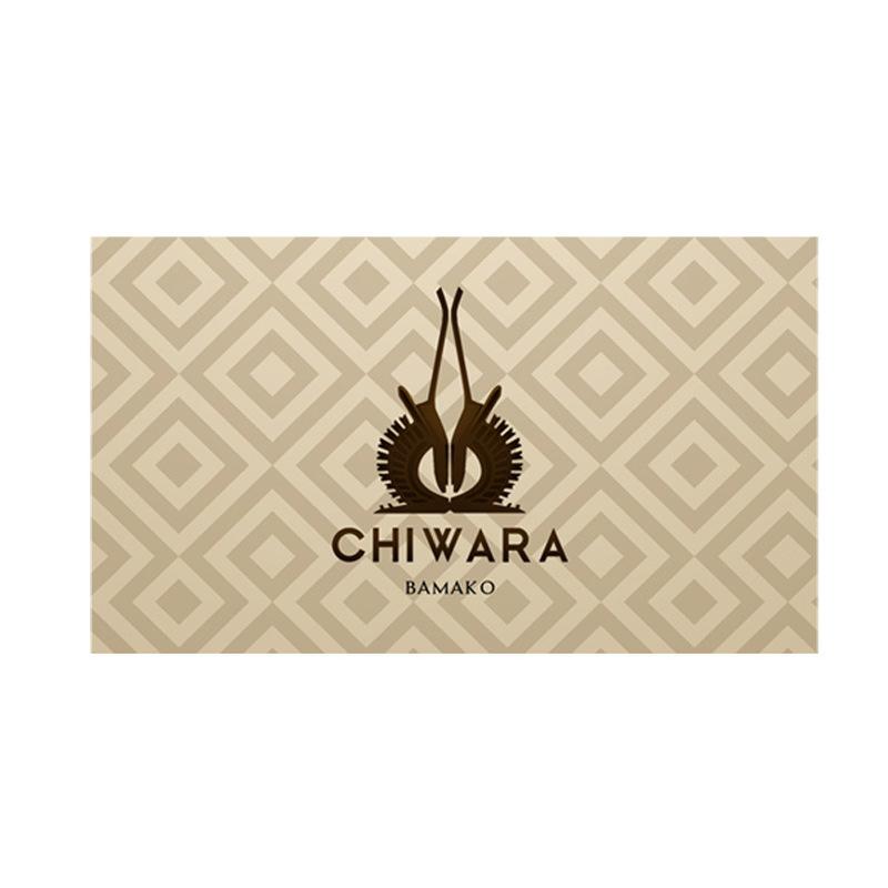 Paul Louise-Julie Portfolio - Chiwara Business Card