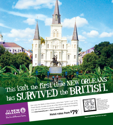 Lori Archer-Smith - New Orleans Tourism BP Oil Spill Campaign