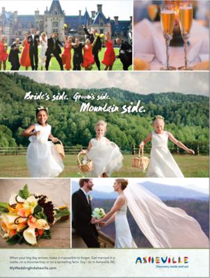 Lori Archer-Smith - Asheville, NC Wedding Ad