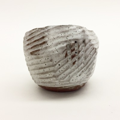 Art by Sean Evans - White Succulent Bowl