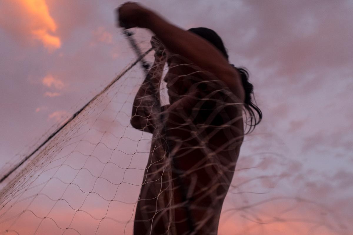 Adrienne Surprenant - À Bangkukuk Taik, les Ramas sont autonomes alimentairement, car ils cultivent et pêchent à lannée longue.