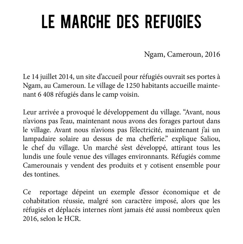 Adrienne Surprenant - https://news.vice.com/fr/article/letonnant-marche-des-refugies-ngam
